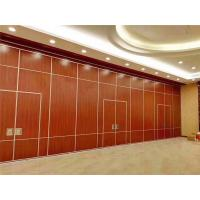 Wholesale Restaurant Flexible Sliding Partition Walls / Movable Walls Commercial from china suppliers