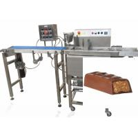Wholesale 96kw White Chocolate Enrobing Machine / Mini Chocolate Enrober from china suppliers