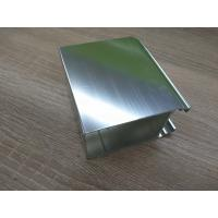 Wholesale Silver White Polished Aluminium Profile Door And Window Accessories from china suppliers