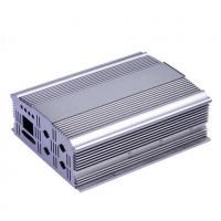 Wholesale Silvery Polishing Aluminium Extrusion Profiles Aluminum Cover from china suppliers