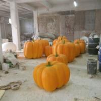 Wholesale large event party celebration  pumpkin statue  for Halloween event party deoration by foam material from china suppliers