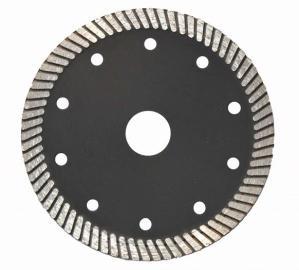 Wholesale Hot - Pressed Turbo Diamond Blade , Diamond Turbo Blade For Granite from china suppliers