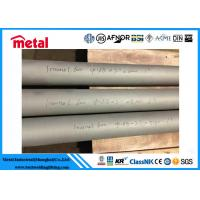 Round Nickel Alloy Pipe Inconel 600 NO6600 For Construction Structure