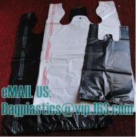 Wholesale supermarket bag, vest carrier, carrier bag, shopping bags, shopper, handy bag, handle bags from china suppliers