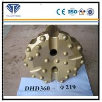 Wholesale Construction DTH Drilling Tools Ore Mining 219mm Dia DHD360 Drill Bit Button from china suppliers