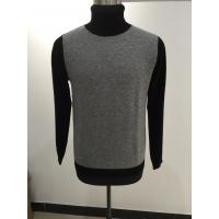 Wholesale Cable Knit Mens Turtleneck Sweater , Merino Wool Nice Sweaters For Guys from china suppliers