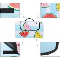 Wholesale Multifunctional Songmics Picnic Blanket , Folding Picnic Blanket Cartoon Image from china suppliers