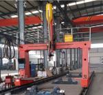Wholesale Big Diameter Light Pole Welding Machine Gantry Type Shut Welding from china suppliers