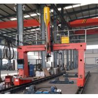 Wholesale Big Diameter Light Pole Welding Machine Gantry Type Shut Welding from china suppliers