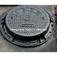Wholesale Nodular Cast Iron Round Shape Manhole Covers from china suppliers