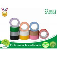 Wholesale Fabric Decorated Duct Tape Thickness 1-100mic , Patterned Duct Tape Waterproof from china suppliers