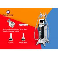 Buy cheap Freeze Cryolipolysis RF Cavitation Machine For Slimming And Skin Rejuvenation from wholesalers