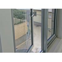 Wholesale Villa Double Glazed Aluminium Windows Powder Coated With Stainless Steel Mesh from china suppliers