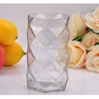 Wholesale Clear Diamond replacement votive glass candle holders By Mouth Blown Processing from china suppliers