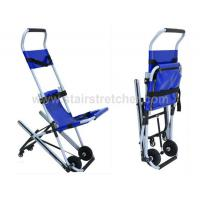 China Easy Carried Hospital Or Home Use Stair Stretcher Aluminum Alloy Frame on sale