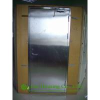 China Stainless Steel Fire Doors With Flush Type, stainless steel fire rated doors on sale