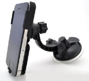 Belt clip + Windshield Car Mount Holder Stand for iPhone 4 G