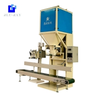 China 25kg 50kg Animal Feed Wood Pellet Bagging Machine on sale