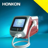 Wholesale Permanent Diode Laser Hair Removal Machine Spot Size 12mm*23mm , CE from china suppliers