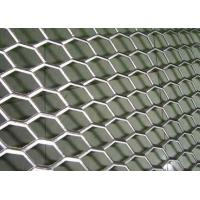 Wholesale Rhombus Hole Expanded Metal Mesh Hot Dipped Galvanized Surface Thickness 4mm from china suppliers