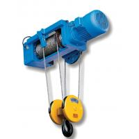 Wholesale Critical Lift Custom Foot Mounted Twin Hook Wire Rope Hoists SH Fixed from china suppliers