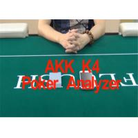 Wholesale AKK K4 All - In - One Poker Analyzer For Poker Results Analysis In Cheating from china suppliers