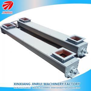 Wholesale 3m length U shape auger conveyor conveying soda powder washing powder screw conveyor from china suppliers