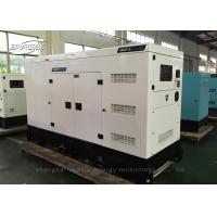 4 Pole Industrial Power Generators 307kva with Stamford Alternator for sale