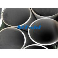 Wholesale DN90 ASTM A312 S31600 / S31603 EFW Stainless Steel Welded Pipe For Transportation from china suppliers