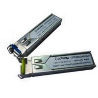 Wholesale 1260nm - 1580nm HDTV / SDTV Service Interfaces 3Gbps Video SFP Transceiver , Single Mode Fiber (SMF) from china suppliers