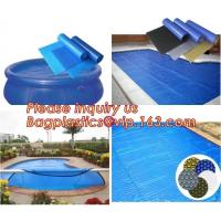 Wholesale Outdoor Bubble Solar Pool Cover Swimming Pool Winter Polycarbonate Solar Swimming from china suppliers