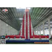 Wholesale 40ft Pyramidal Inflatable Sports Games / Durable Inflatable Tower For Climbing from china suppliers