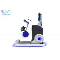 Wholesale Exciting 720 Degree Flight Simulator Cockpit 360 Vr Chair Rotation VR Simulator for Roller Coaster Simulator from china suppliers
