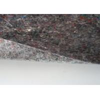 Wholesale Dark Grey Protective Floor Carpet Underlay Felt with Needle punched Tech from china suppliers