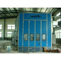 Quality 23M Industrial Spray Booths 3 units RIELLO RG5S diesel burners 780000 Kcal/h for sale