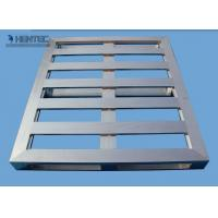 Wholesale Anodize / Powder Painted Aluminium Frame System Fully Nestable Pallet from china suppliers