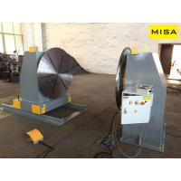 Fixed Head Tail With Horizontal Welding Turning Table And Φ1000mm Table