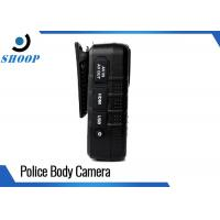 Quality 33 Megapixel Police Officer WIFI Body Camera With Password Protection GPS for sale