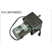 Wholesale 94746001 Plotter Parts MOTOR ASSY DC Gear PAPER Feed , Especially Suitable For Gerber Plotter XLP60 from china suppliers