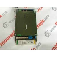 Wholesale Emerson Spare Parts 1C31116G04 Emerson Ovation Input Module from china suppliers