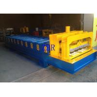 Wholesale High Speed Arc Glazed Tile Roll Forming Machine 60Hz 5T Loading capacity from china suppliers