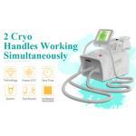 China 2019 Nubway portable cool shape sculpting fat freezing machine cryolipolysis 2 handles machine for sale