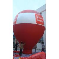 Quality Red Promotion Inflatable Advertising Products , Advertising Balloons For Rent for sale