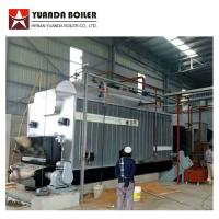 China Automatic Feeding Travelling Grate 4 tph Coal Fired Steam Boiler Textile Industry for sale