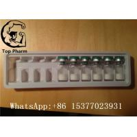 China 12629-01-5 Hgh Growth Hormone 99% purity Min For Gaining Muscle HGH prptide 10iu/vial on sale