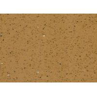 Wholesale Yellow Quartz Stone Tiles Decorative  Kitchen Worktops Colors Customizable from china suppliers