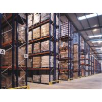Wholesale Metal Warehouse Pallet Storage Racks CE Certificated 500 - 5000 KG / Level from china suppliers
