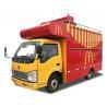4 Wheel JBC Mobile Catering TruckFor Sandwich Salades / Sauces / Dessert Sale for sale