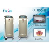 China Hot sale stationary elight shr professional ipl hair removal machines for sale for sale