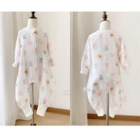 Wholesale Fashionable Soft Muslin Baby Pajamas Romper Bodysuit 100% Cotton For Toddler from china suppliers